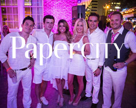 Papercity White Party Dallas