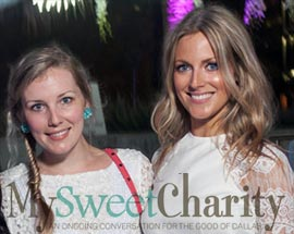 My Sweet Charity White Party Dallas